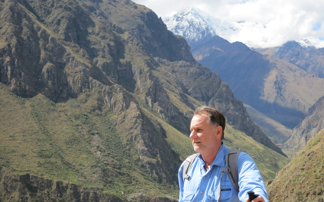 The Inca Trail and Macchu Picchu